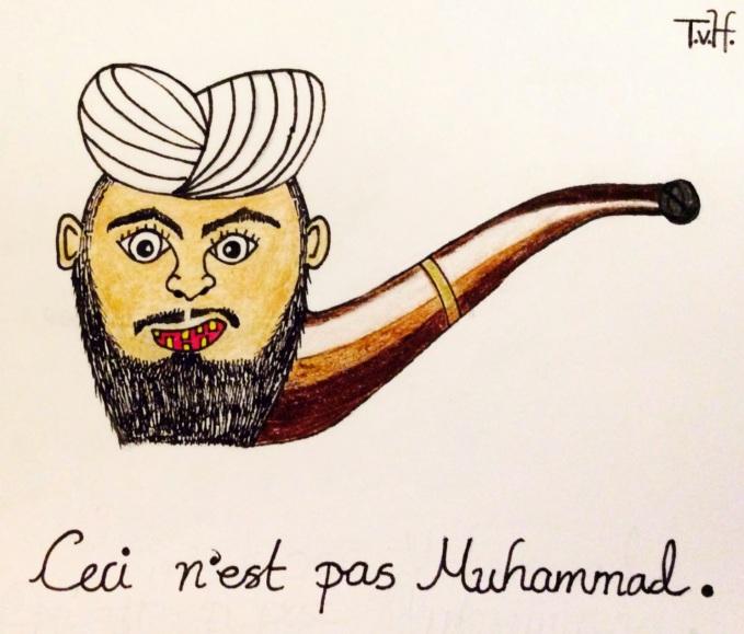 CECI-NEST-PAS-MUHAMMAD