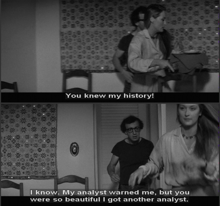 From Annie Hall Quotes Wwwpicswecom